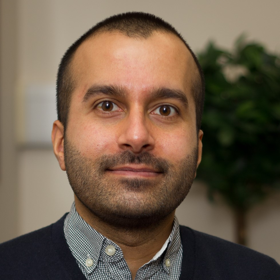 Picture of Dr Qazi Rahman